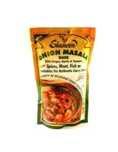 Shaheen Onion Masala Base Sauce [Universal Curry Gravy] | Buy Online at the Asian Cookshop